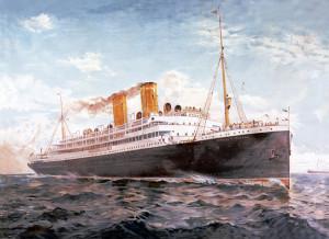 Empress Sailing