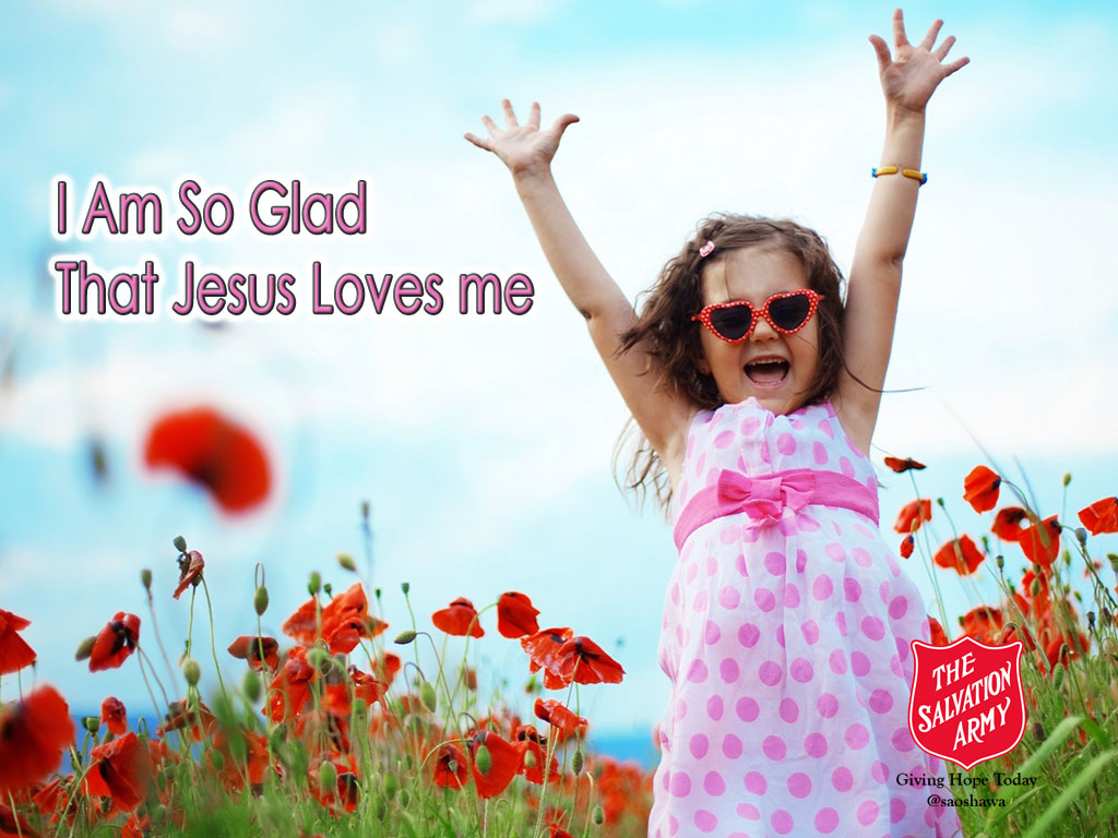 I Am So Glad