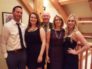 Linda Gilbert-Family
