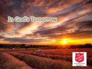 in gods tomorrow