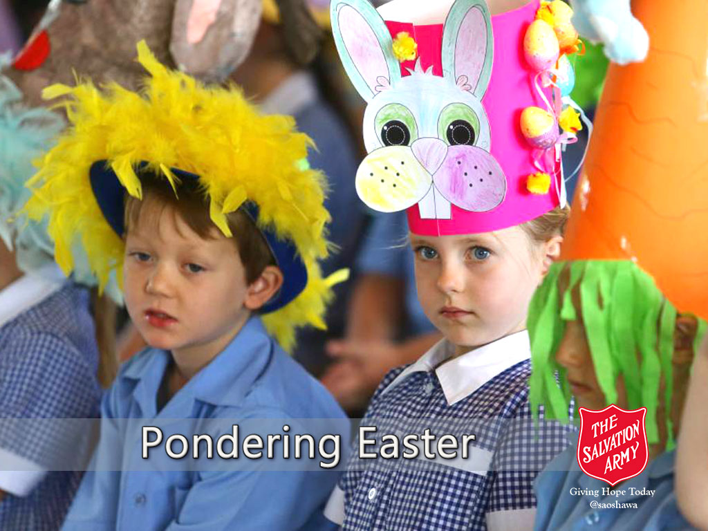 Pondering-Easter