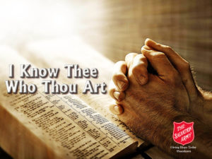 I-Know-Thee-Who-Thou-Art
