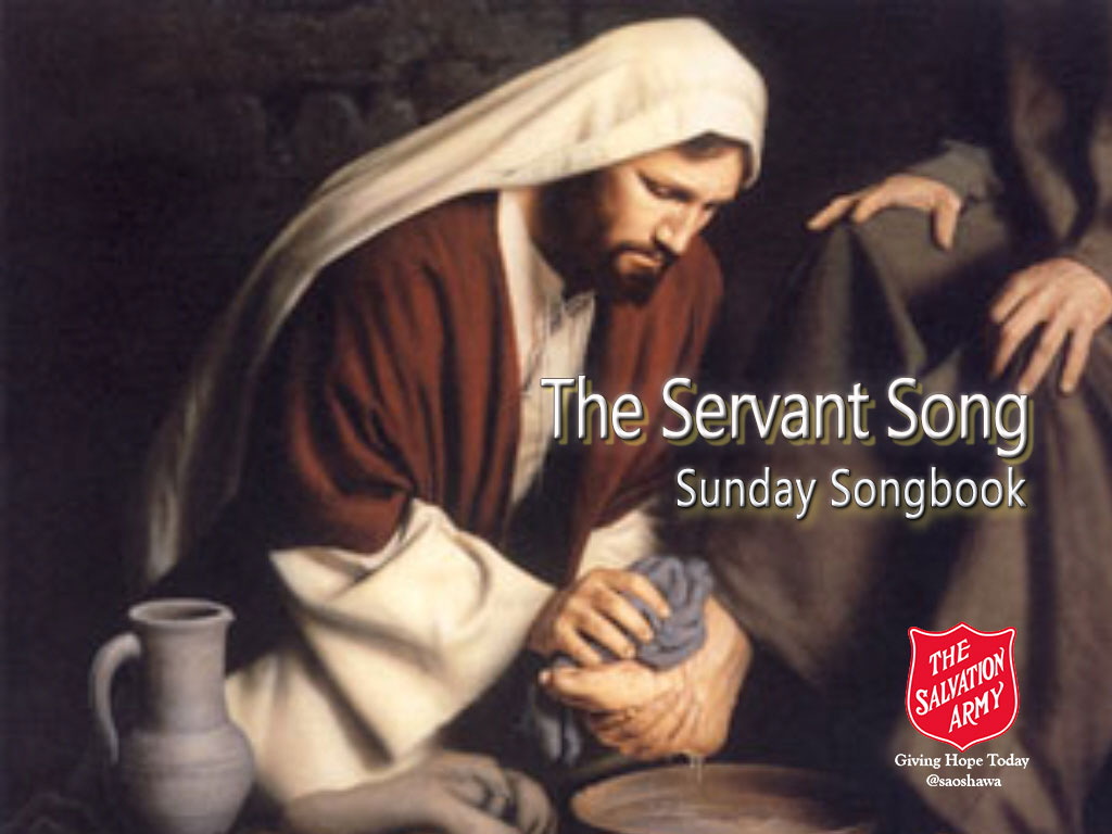 The-Servant-Song
