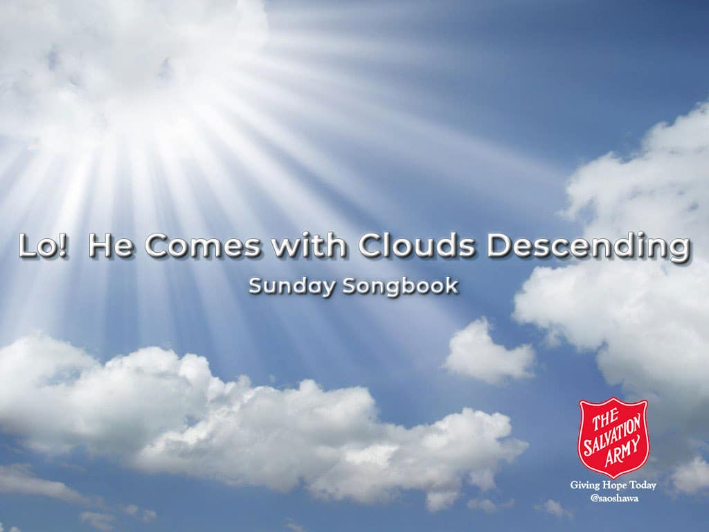 Lo!-He-Comes-with-Clouds-Decending